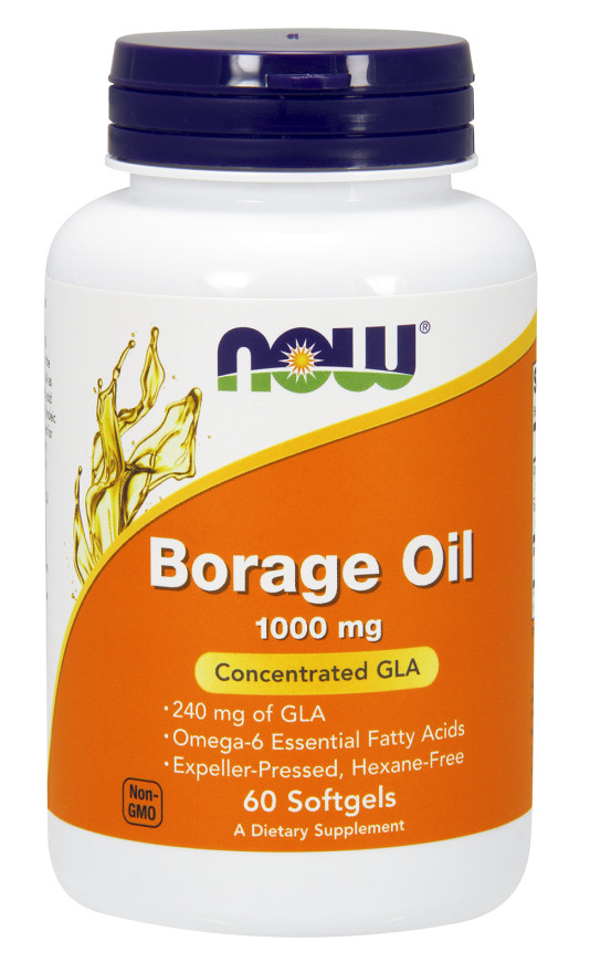 Now Foods Borage Oil Reviews