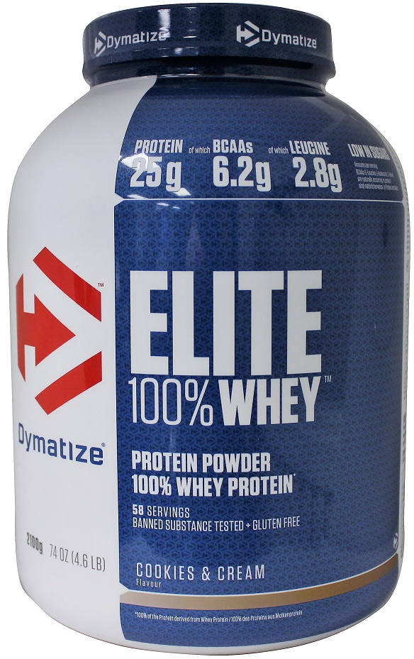 003ca6b11 Dymatize Elite 100% Whey Protein - Bodybuilding and Sports Supplements