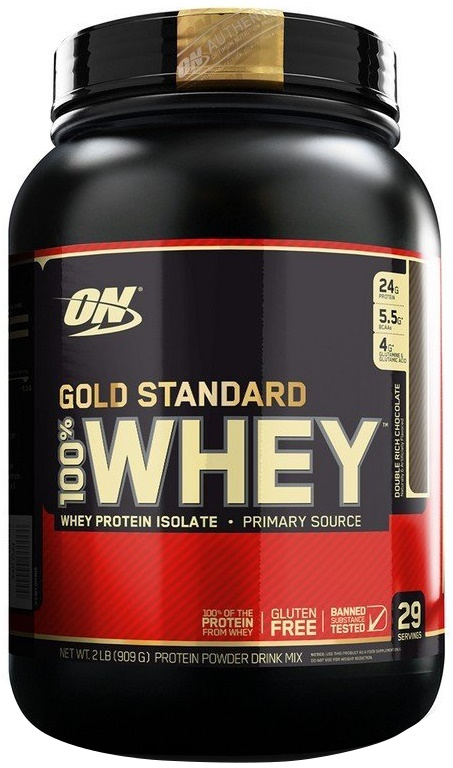 9a3d8c3cd Optimum Nutrition Gold Standard 100% Whey - Bodybuilding and Sports ...