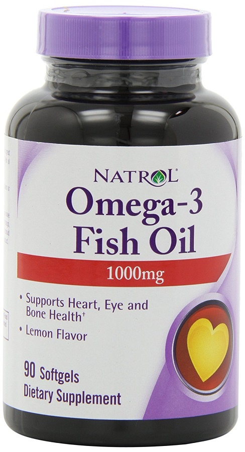 Natrol omega 3 fish oil bodybuilding and sports supplements for Fish oil for bodybuilding