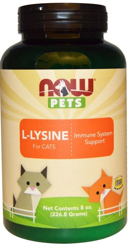 Pets, L-Lysine for Cats - 226g