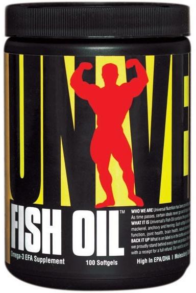 Universal nutrition fish oil 100 softgels bodybuilding for Fish oil alternative