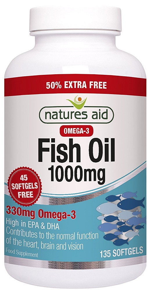 Nature 39 s aid fish oil bodybuilding and sports supplements for Fish oil benefits bodybuilding