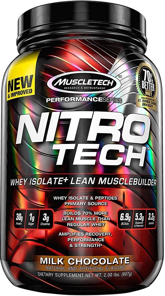 Nitro Tech Cinnamon Swirl