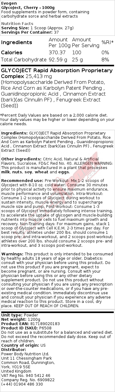 GlycoJect