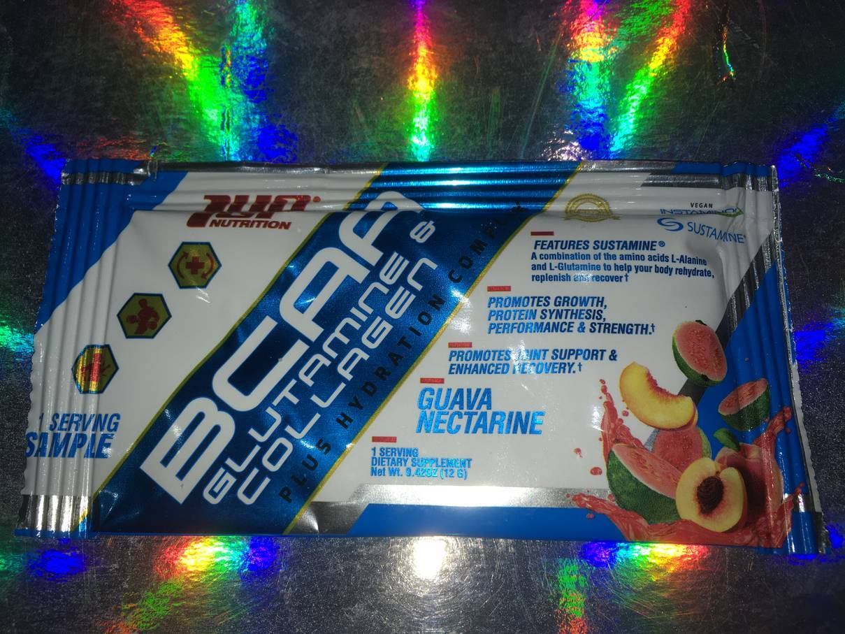 bcaas glutamine & joint support plus hydration complex